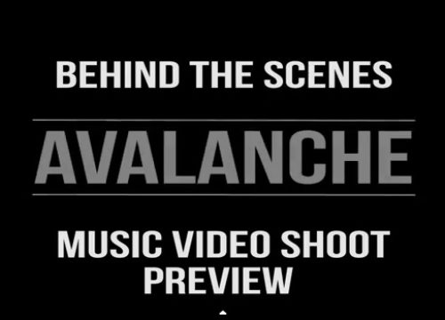 Avananche Behind The Scenes