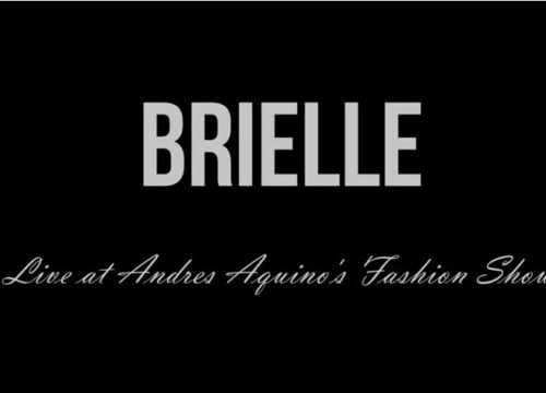 Brielle Performs Fashon Show 2014