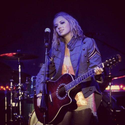 Me performing